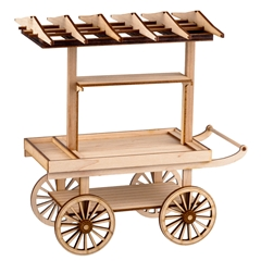 Peddler's Push Cart Kit
