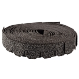 Salt and Pepper Asphalt Hexagon Shingle Strips