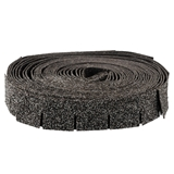 Salt and Pepper Asphalt Square Shingle Strips