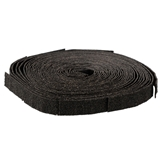 1/24 Scale Black Asphalt Square Shingle Strips