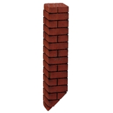 "Narrow ""Brick"" Chimney"