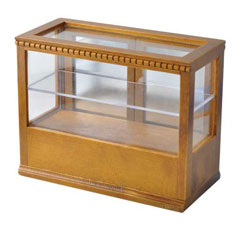 Modern Rectangular Display Cabinet