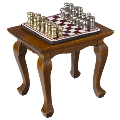 Chess Table and Set