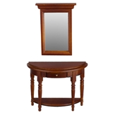 Conrad Hall Table and Mirror