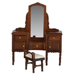 Benson Vanity and Bench
