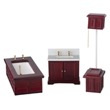 3-Pc. Woodmont Bathroom Set