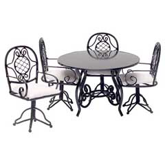Five Piece Monterey Table Set