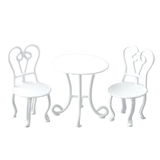 1/24 Scale 3-Pc. Patio Set