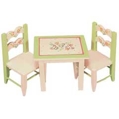 Child's 3-Pc Table Set