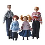 The Cooper Family Dolls