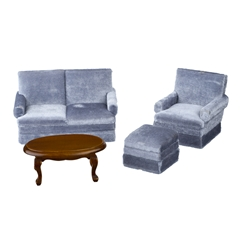 Clifford 4-Pc Living Room Set
