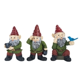 Three Gnomes