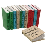 12-Pc Paperback Book Set