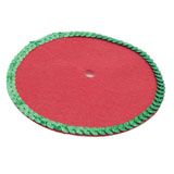 Red and Green Tree Skirt