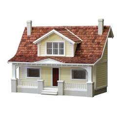 "1/2"" Scale Classic Bungalow by Real Good Toys"