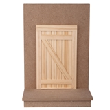 Enchanted Elf Door Vignette Kit
