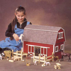 Ruff-n-Rustic All American Barn Kit