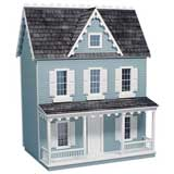 Vermont Farmhouse Jr. Dollhouse by Real Good Toys