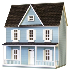 "1/2"" Scale Farmhouse Kit by Real Good Toys"