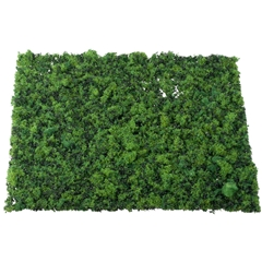 Green Foliage Mat