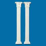 Pair of Corinthian Columns