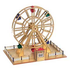 1/144 inch Scale Ferris Wheel Kit