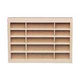 Closed-Back Shelving