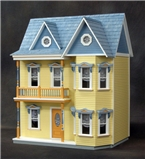 The Princess Anne Dollhouse Kit by Real Good Toys