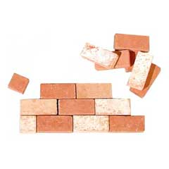 Authentic Used Bricks
