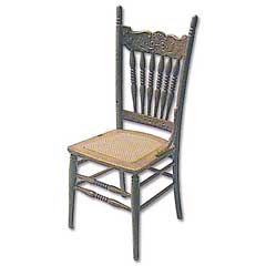 Victorian Cane-Seat Chair Kit