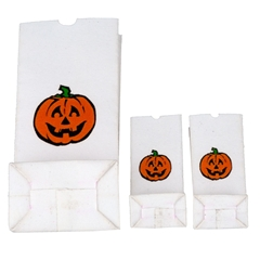 Three Halloween Treat Bags