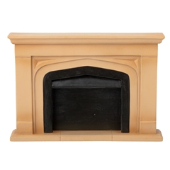 Small Manor Firebox Fireplace