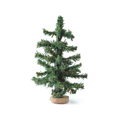 6 inch Undecorated Christmas Tree