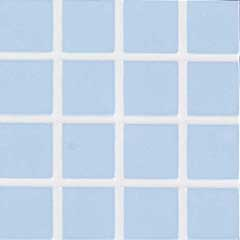 Blue with White Grout Tile Sheet