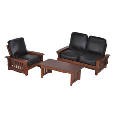 3-Pc. Manhattan Living Room Set