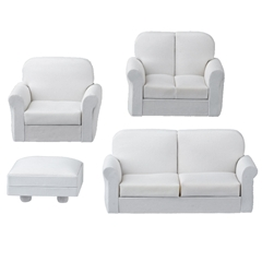 4-Pc. Sonoma Living Room Set