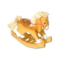 Rocky the Rocking Horse