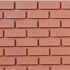 Brickmaster Common Joint Brick Sheet by Houseworks
