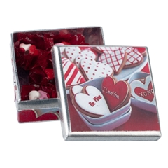 Heart Tin with Candy