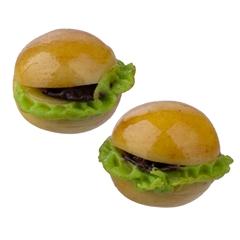 A Pair of Hamburgers