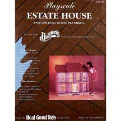 Playscale Estate House Plan Book