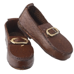 A Pair of Men's Loafers by Prestige Leather