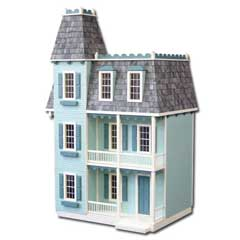 The Alison Jr. Dollhouse by Real Good Toys