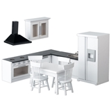11-Pc. Hayden Kitchen and Dinette Set