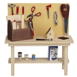 Workbench with Accessories