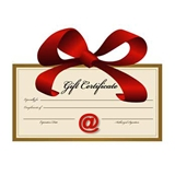 Email Gift Certificate