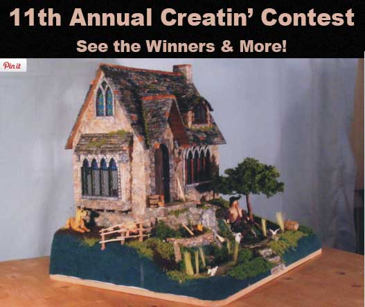 11th Creatin' Contest Results