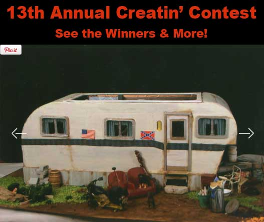13th Creatin' Contest Results