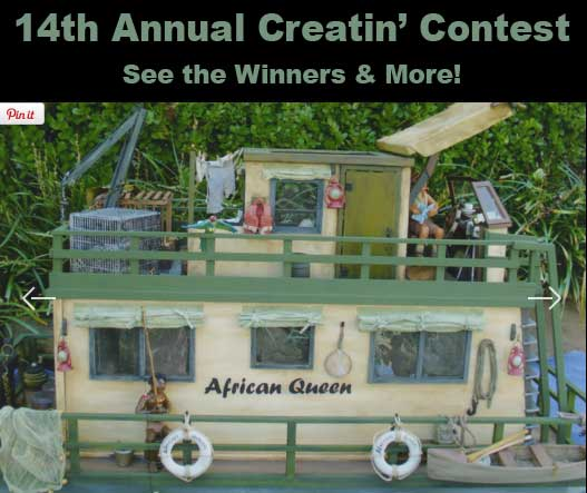 14th Creatin' Contest Results