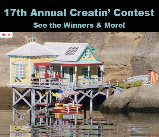 17th Creatin' Contest Results